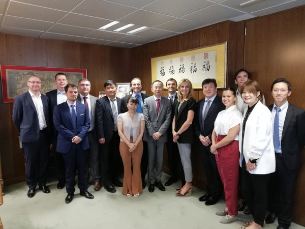同方威视与西班牙机场管理局签署EDS项