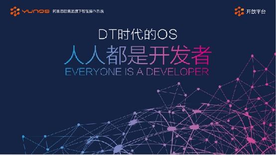 """阿里巴巴集团旗下YunOS推出开放平台,目标是""""人人都是开发者"""""""