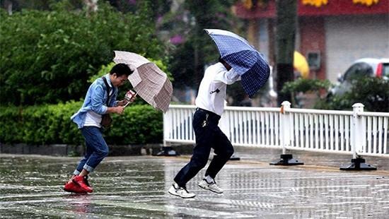 台风飞马来袭 中业兴融不畏风雨
