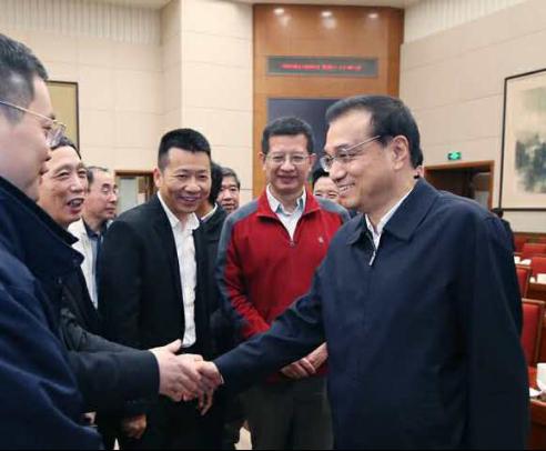 美邦周成建向李克强总理谏言图片