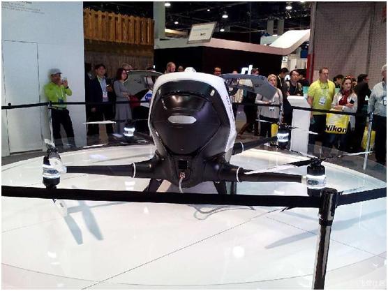 CES:看懂了这几家无人机公司就能看懂整个行业