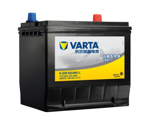 瓦尔塔蓄电池图片